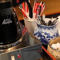 *【朝食一例】コーヒー(セルフサービス)