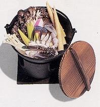 信州ならではの山菜料理