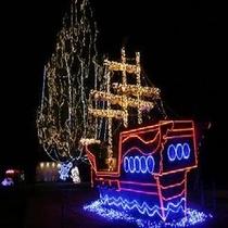 Sイルミ船500