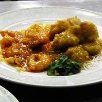 中華レストラン『セドレ』料理一例
