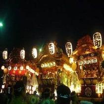 関東一の祇園【熊谷うちわ祭り】