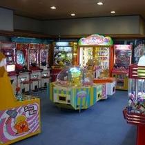ゲームコーナー(四季の湯温泉内)