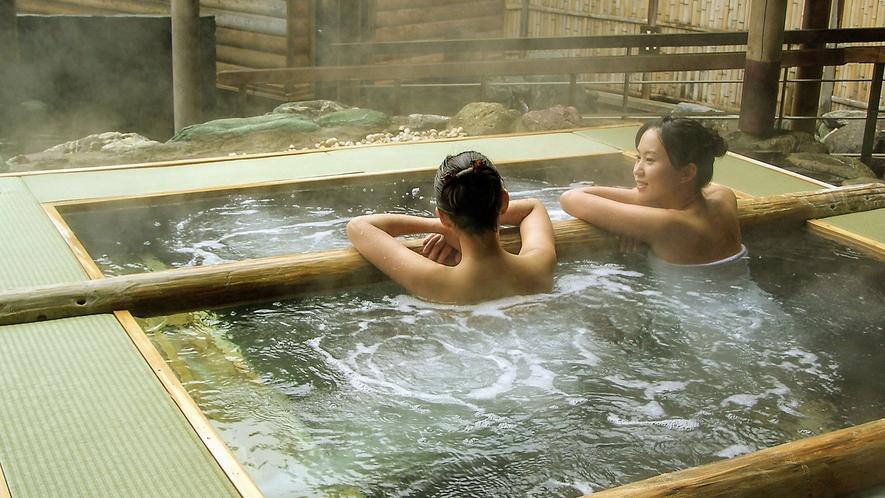 四季(とき)の湯温泉『ジェットバス』