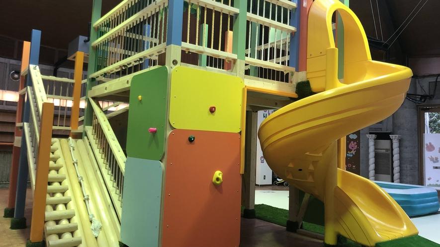 ヘリテイジ屋内遊戯施設「チャレンジパーク」①