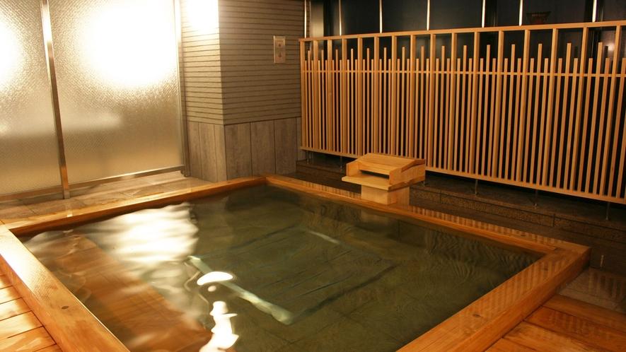最上階(12階)の展望風呂『天空の湯』