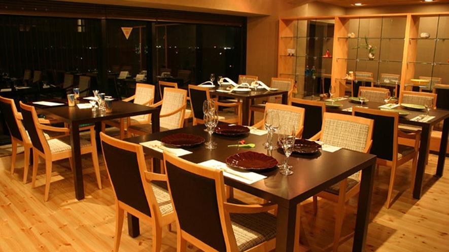 創作会席レストラン『あまの川』ホール席