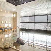 冬季限定、八鵬雪見風呂