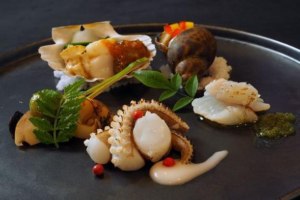 料理長おすすめ!半個室【漁師さん応援】志摩の磯もん 海人獲り料理プラン