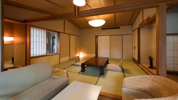 露天風呂付客室(51平米)【喫煙可】