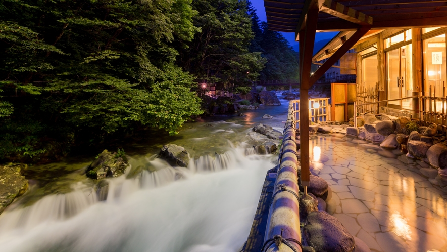 ・【源泉100%保証】本物のお湯を味わう。豊島屋の「粋」を感じてください。
