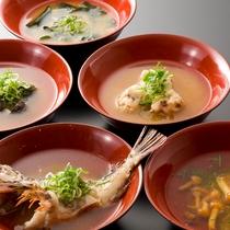 【料理一例】旬の海の幸を、素材の良さを最大限引き立てた調理でご用意します