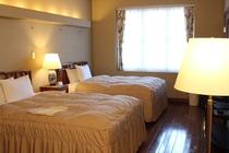 ゲストハウス寝室