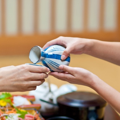 夕食はお部屋食★料理長厳選の地元食材をふんだんに使用♪「豪華会席プラン」