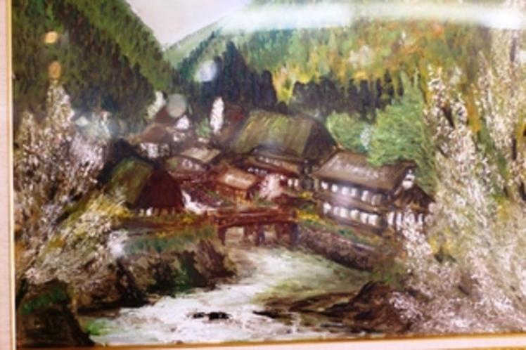 その昔の鶯宿