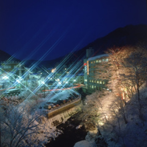 ★外観(冬)