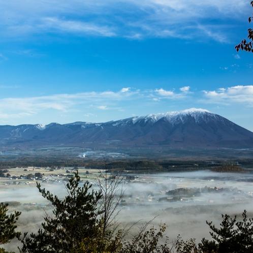 生森山-岩手山