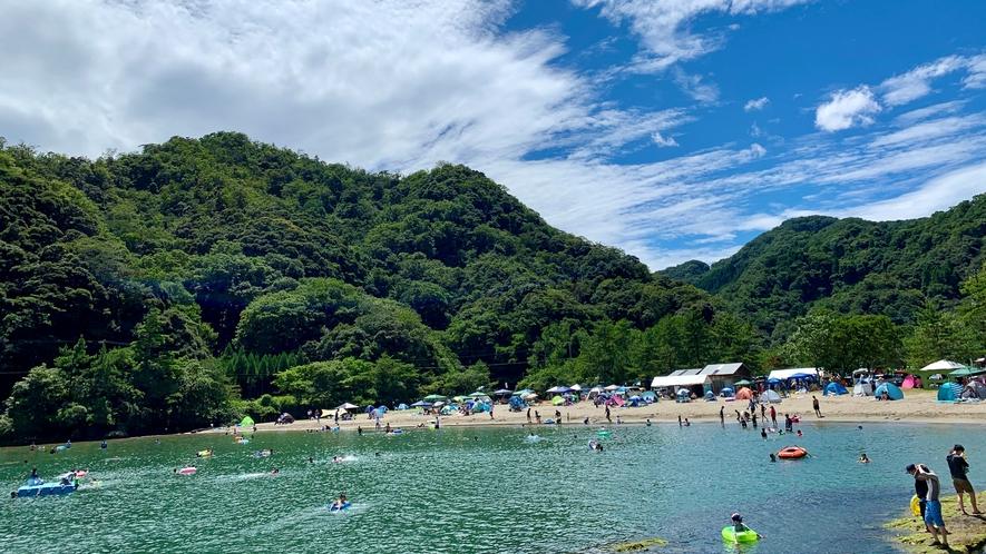 三田浜海水浴場3