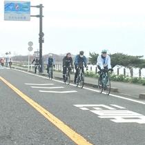 【サイクリング】琵琶湖一周風景