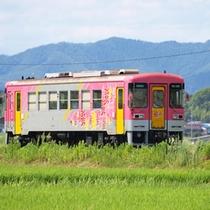 <周辺観光の案内>北条鉄道