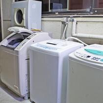 <洗濯機>長期滞在でも安心♪