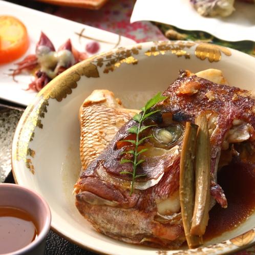 【上撰コース】味がしっかり染みた季節魚をどうぞ^^