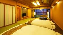 【絶景ビュー露天風呂付和室/最上階】MANPA倶楽部