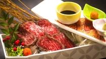 ■肉尽くし会席■『和歌牛』×『熊野牛』×『ジビエ』のここでしか味わえない肉料理の数々♪