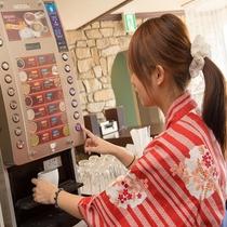 新OPEN♪ウェルカムラウンジ【ソラフネ】コーヒー等7種類のドリンクが無料♪