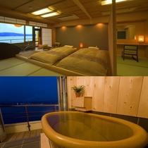 MANPA倶楽部 露天風呂付き客室