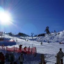 腕山スキー場