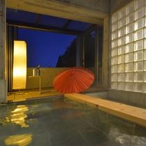メゾネット館 和洋室 2階展望風呂