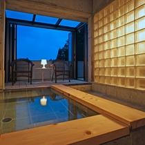 メゾネット館和洋室 2階展望風呂