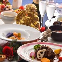 クリスマス特別ディナー