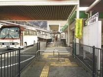駅前ダイヤルバス乗り場