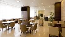 ◆1階レストラン「HATAGO」内観