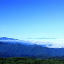 北海道最高峰の大パノラマをお楽しみください。