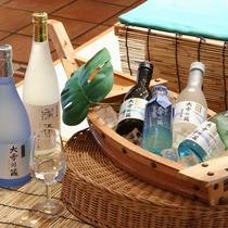 北海道を代表する米どころ・東川町で収穫された「東川米」で醸した「純米酒」「本醸造」などをご用意。