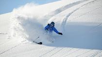 スキーヤー憧れの聖地・旭岳でスキーを