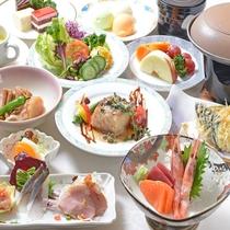 【夕食和食膳】ご予約日によっては和食膳のご提供となる場合がございます。