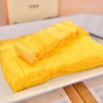 【朝食ブッフェ】 和食一例