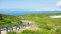 旭岳の絶景