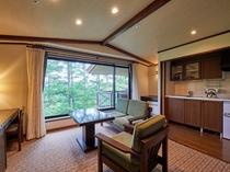 45平米のスタンダード洋室ゲストルーム