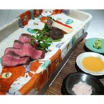 N ステーキ(和皿)イメージ