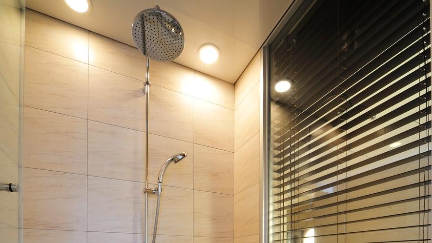 シャワーブースのイメージ