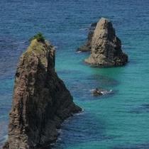 有名な観光スポット「丹後松島」