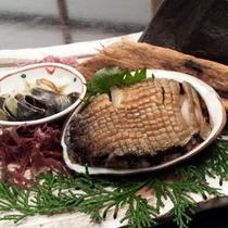 活アワビのフルコースでいろいろな食べ方でアワビを堪能