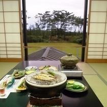 秋の定番「庶民の味」沖キスの食べ放題プラン