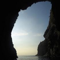丹後へ来たなら、是非「洞窟体験」をしてみよう