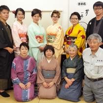 日本での着物体験は心に残る体験です。