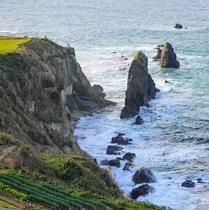有名な「丹後松島」へ観光に行こう。